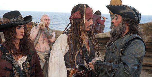 Pirates of the Caribbean - Fremde Gezeiten 3D