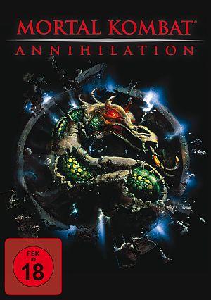 Mortal Kombat: Annihilation; Mortal Kombat 2: Annihilation (DVD) 1997