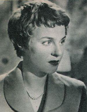 """Eva Ingeborg Scholz in """"Banditen der Autobahn"""""""