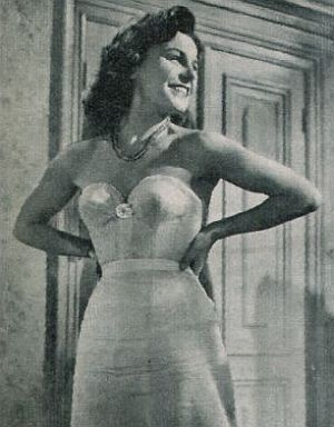 "Eva Ingeborg Scholz in ""Des Teufels General"""