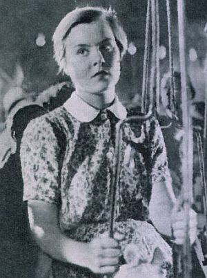 """Eva Ingeborg Scholz in """"Die Zeit mit dir"""""""