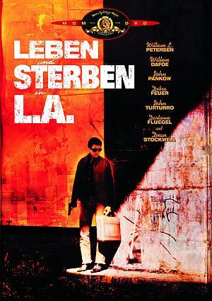 Filmplakat zu Leben und Sterben in L.A.