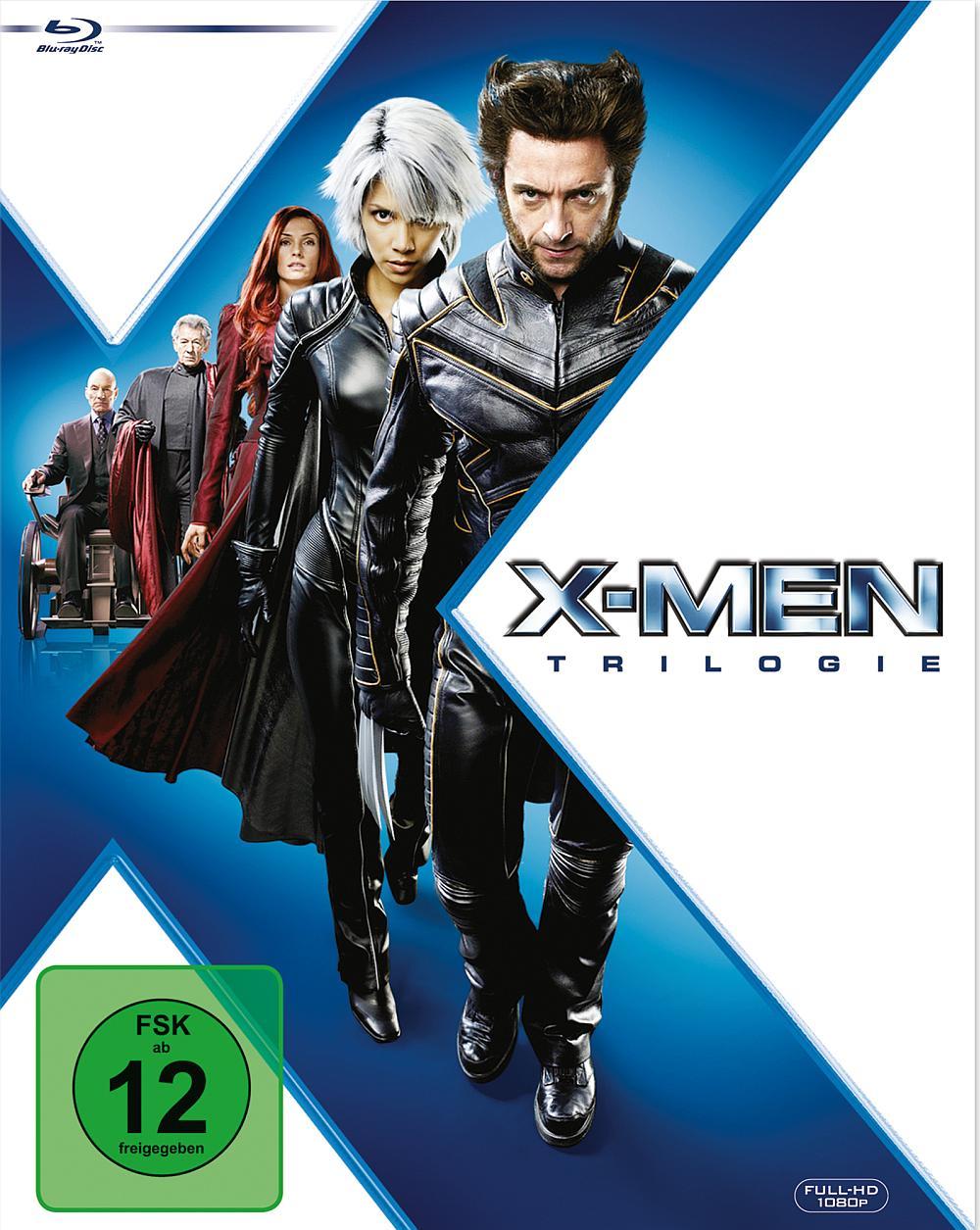 X-Men Trilogie-Box