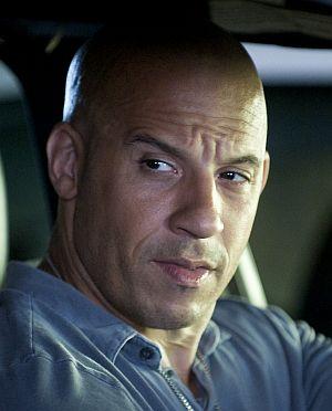 """Vin Diesel in """"Fast & Furious Five"""""""