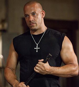 """Vin Diesel gewohnt brachial in """"Fast & Furious Five"""""""