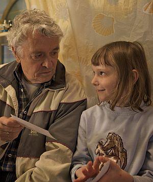 """Henry Hübchen in """"Polnische Ostern"""""""