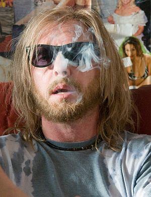 Olli Dittrich auf den Spuren Kurt Cobains?