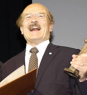 Auch international anerkannt: Volker Schlöndorff