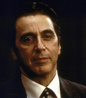 """Teuflischer Al Pacino (""""Im Auftrag des Teufels"""")"""