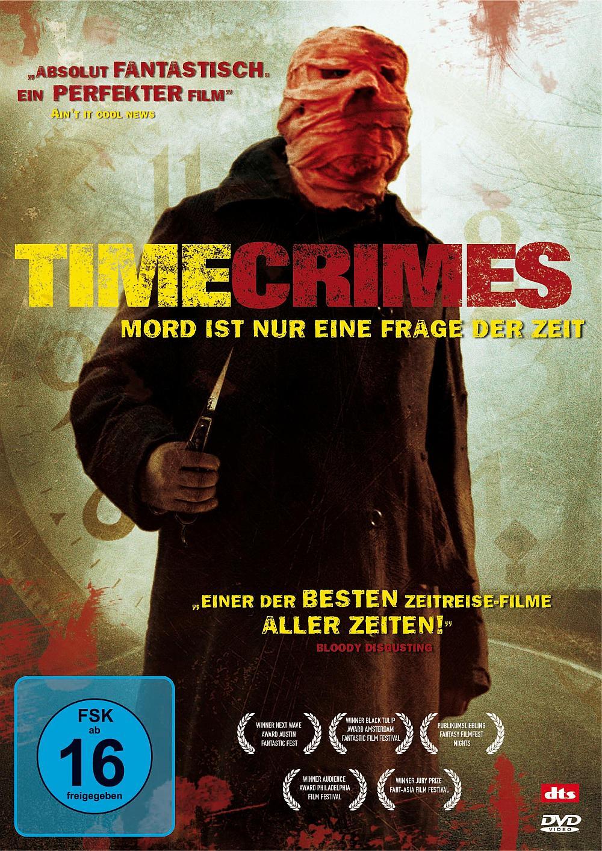 Timecrimes - Mord ist nur eine Frage der Zeit (DVD) 2007