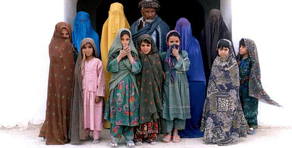 Reise nach Kandahar