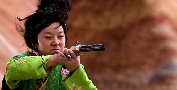 A Woman, a Gun and a Noodleshop (quer) 2009