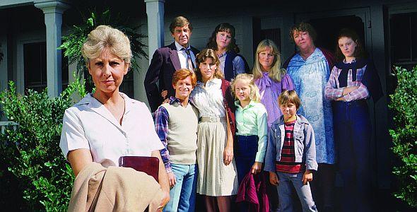Die Waltons - Die komplette 9. Staffel (quer) 1971