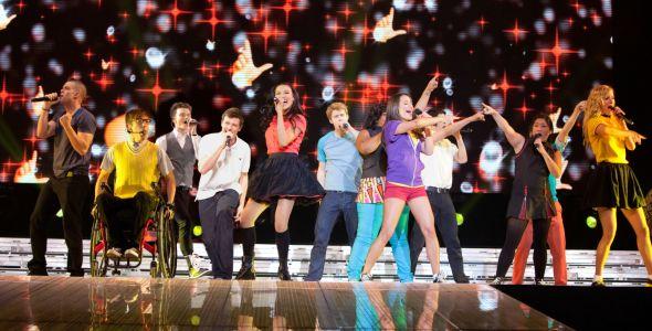Glee on Tour - Der 3D Film (quer) 2011