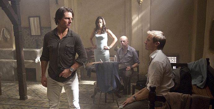 """Tom Cruise in """"Mission: Impossible - Phantom Protokoll"""" (Mission: Impossible - Ghost Protocol, 2011)"""