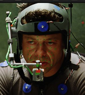"""Dank moderner Technik wird Andy Serkis in """"Planet der Affen: Prevolution"""" zum Affen"""