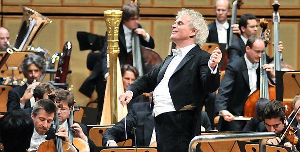Berliner Philharmoniker in Singapur - A Musical Journey in 3D