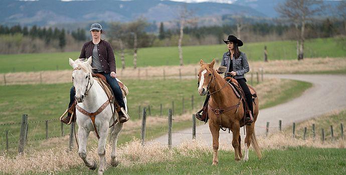 Heartland - Paradies für Pferde (Bild aus Staffel 11)