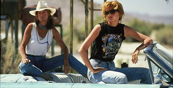 Thelma & Louise (WA)