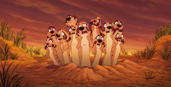 Der König der Löwen 3: Hakuna Matata (quer) 1998