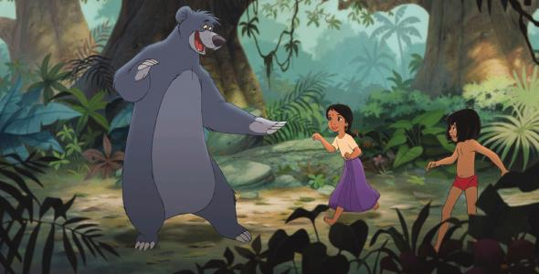 Das Dschungelbuch 2 (quer) 2003