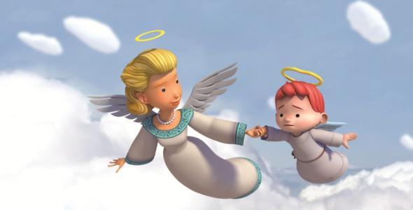 Der kleinste Engel (quer) 2011