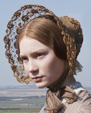 "Mia Wasikowska in ""Jane Eyre"""