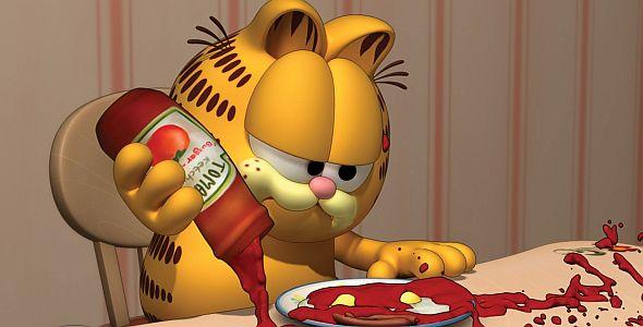 Garfield - Fett im Leben (Quer) 2007