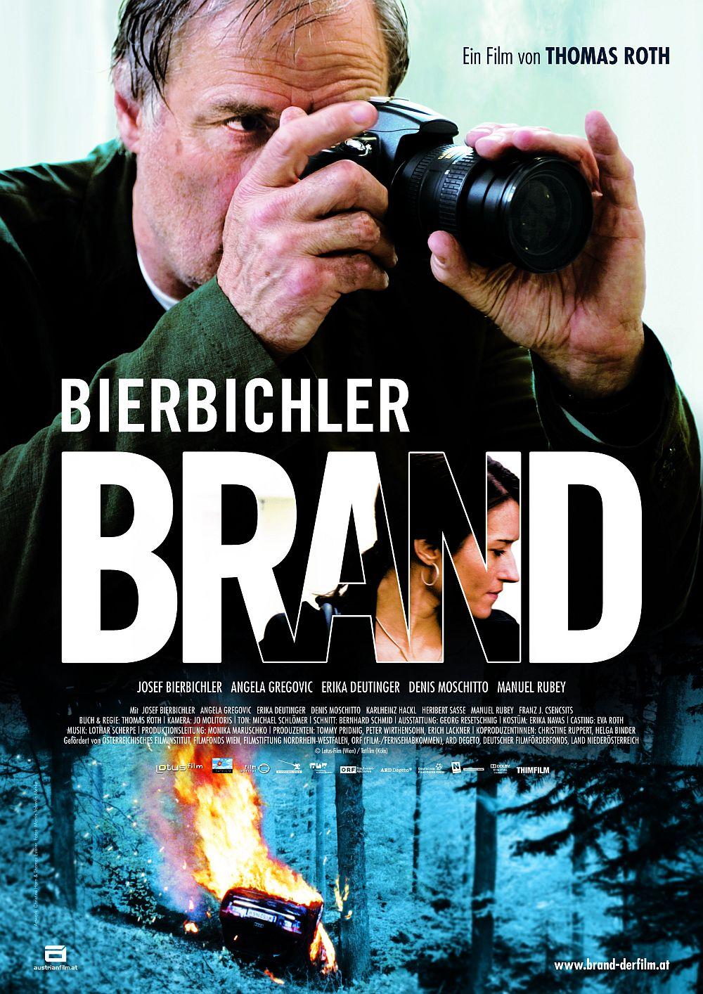 Brand - Eine Totengeschichte (Plakat) 2011
