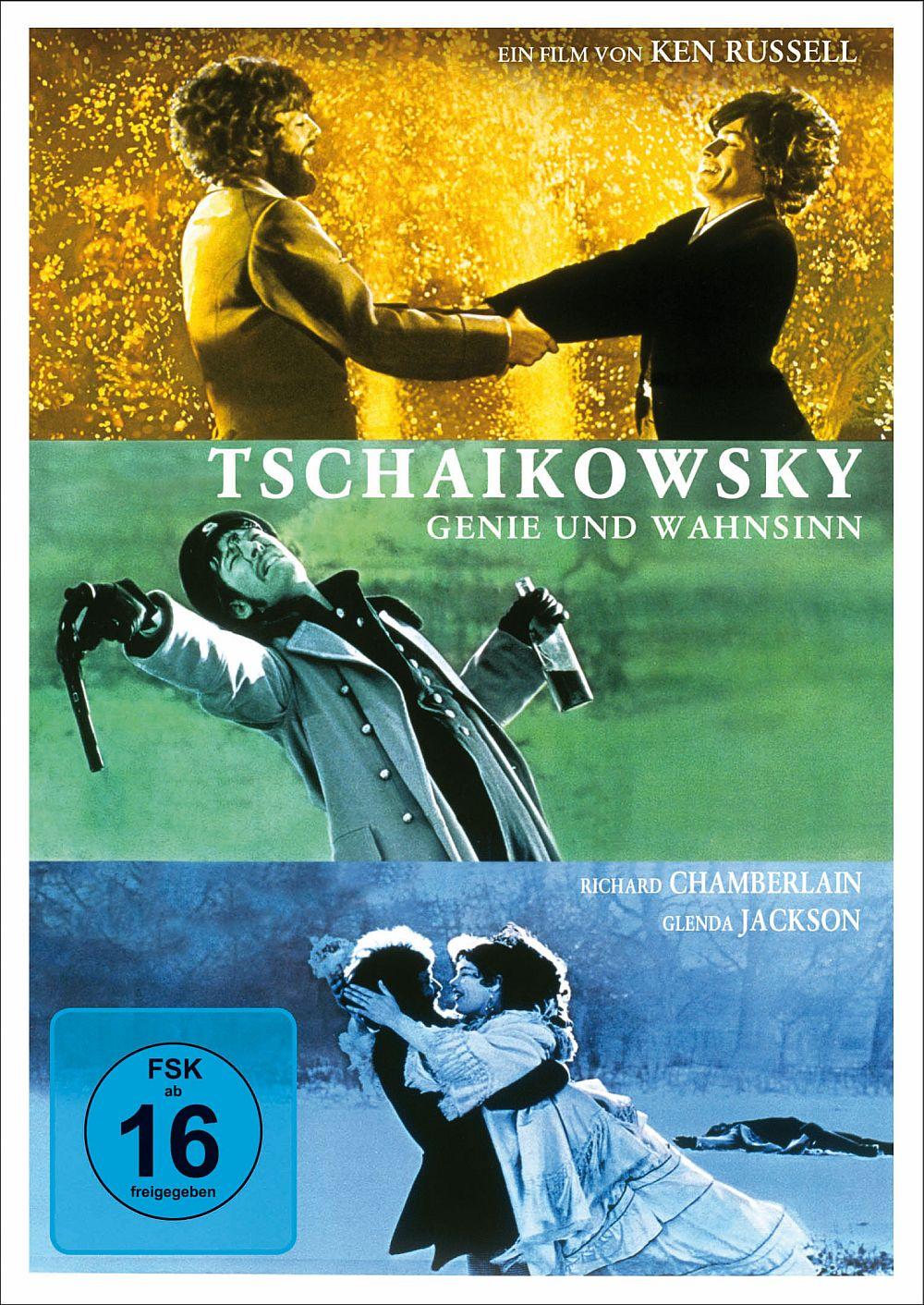 Tschaikowski - Genie und Wahnsinn (DVD) 1971