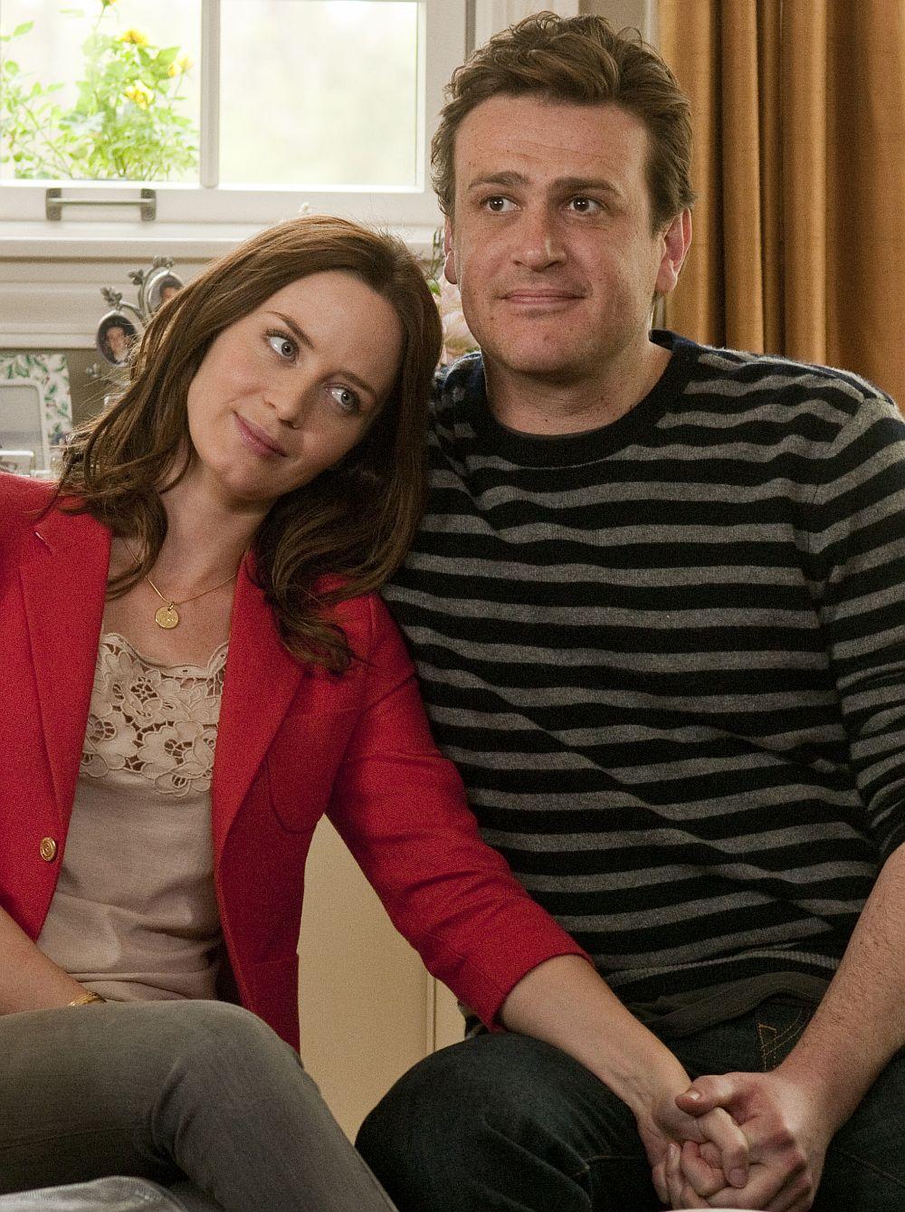 """""""Fast verheiratet"""": Emily Blunt und Jason Segel"""