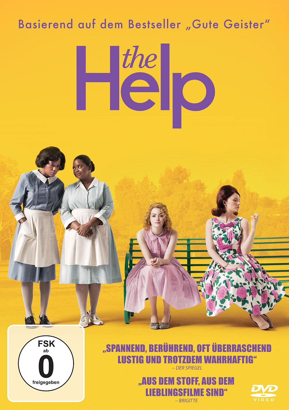 The Help (DVD) 2011