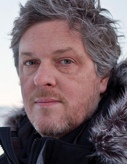 """Matthias Glasner am Set von """"Gnade"""""""