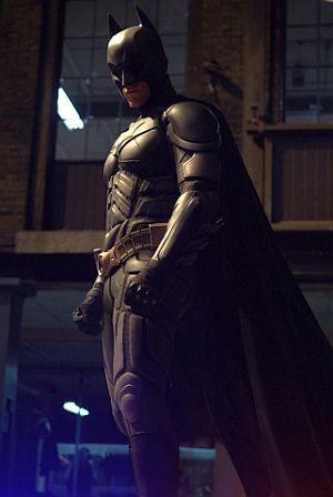 The Dark Knight ist zurück