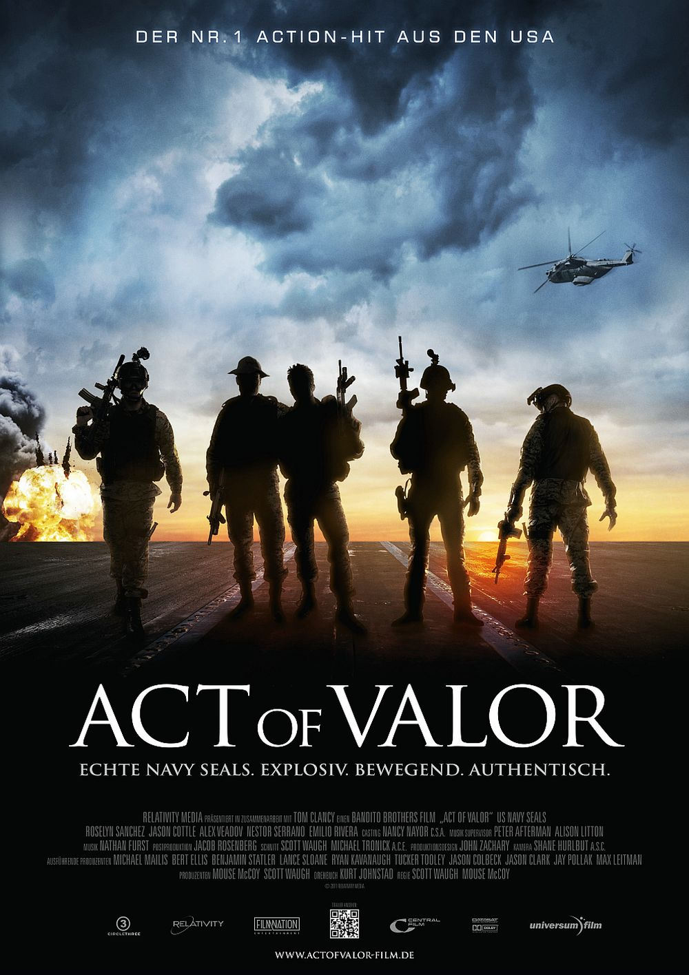 Act of Valor (Kino) 2012