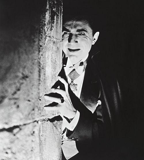 """Béla Lugosi ist Graf """"Dracula"""""""
