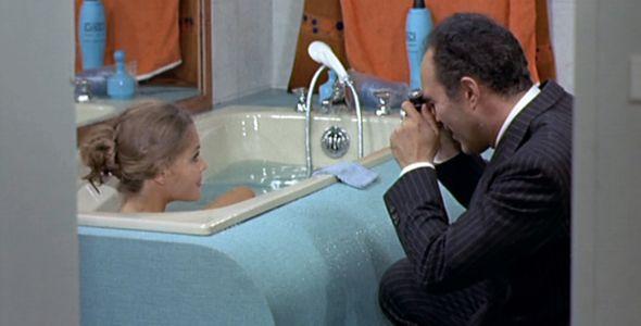 Das Mädchen und der Kommissar (quer) 1971