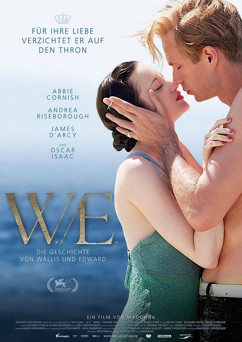 Filmplakat zu W.E.