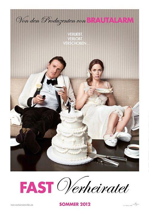 Fast verheiratet (Kinoplakat)