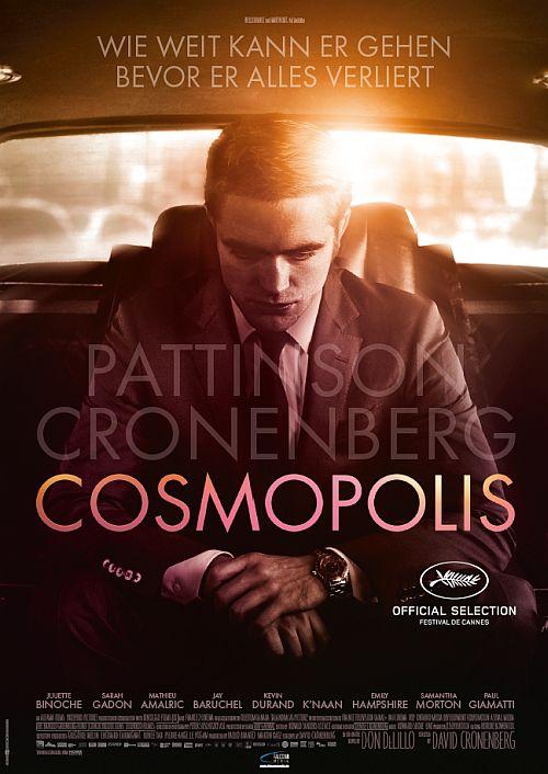 Filmplakat zu Cosmopolis