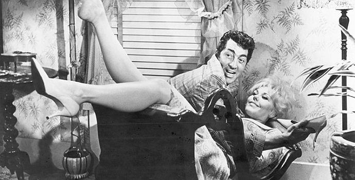 Küß mich, Dummkopf, Küss mich, Dummkopf, Kiss Me, Stupid (querG) 1964