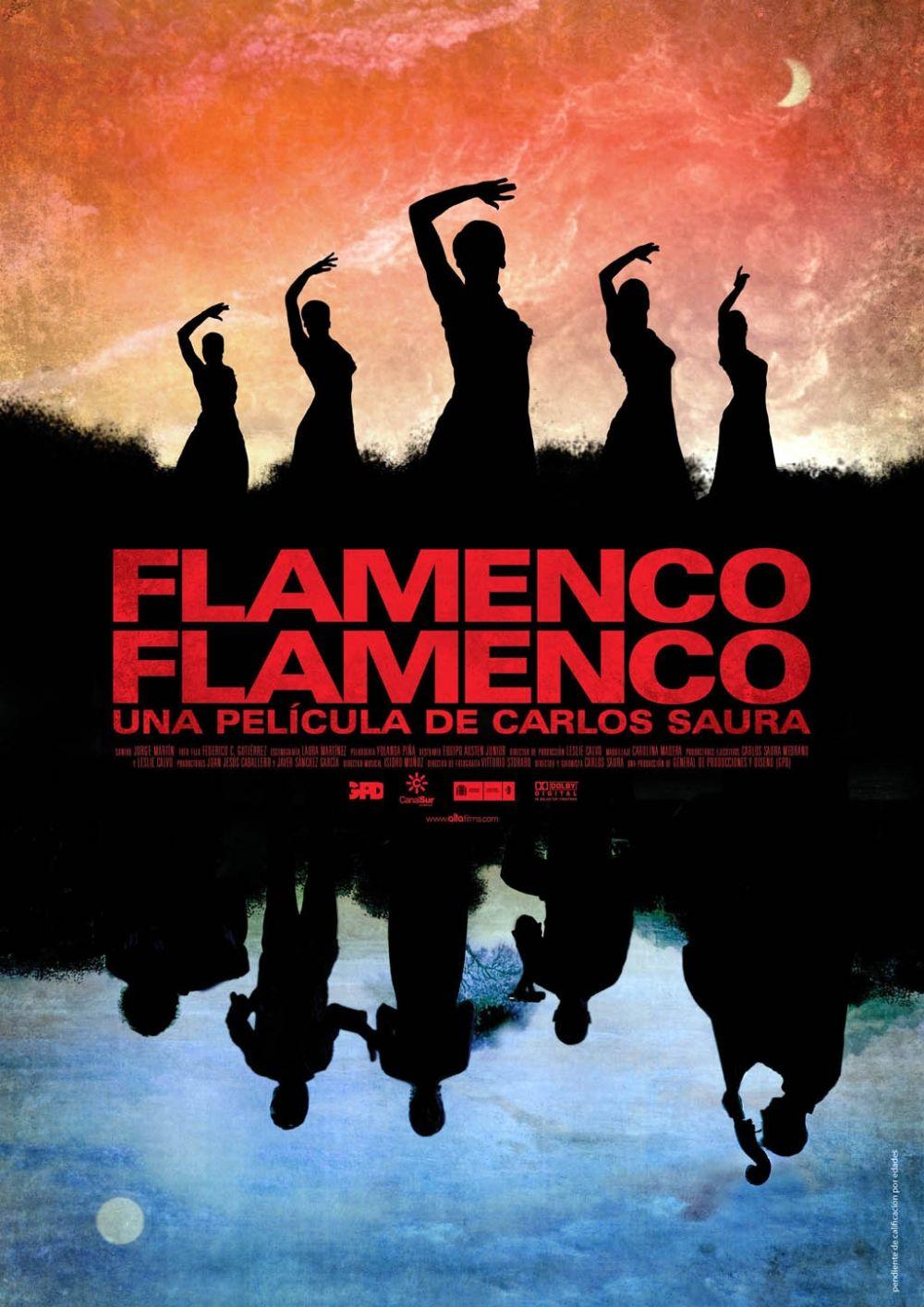 Filmplakat zu Flamenco, Flamenco