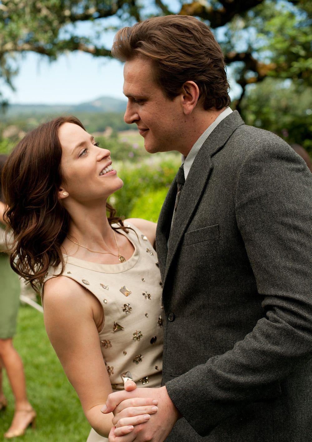 """Reizendes Paar: Emily Blunt und Jason Segel in """"Fast verheiratet"""""""