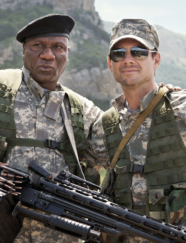 Filmplakat zu Soldiers of Fortune