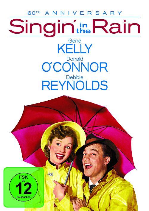 Singin' in the Rain (60th Anniversary S.E) (DVD) Du sollst mein Glücksstern sein (DVD) 1952