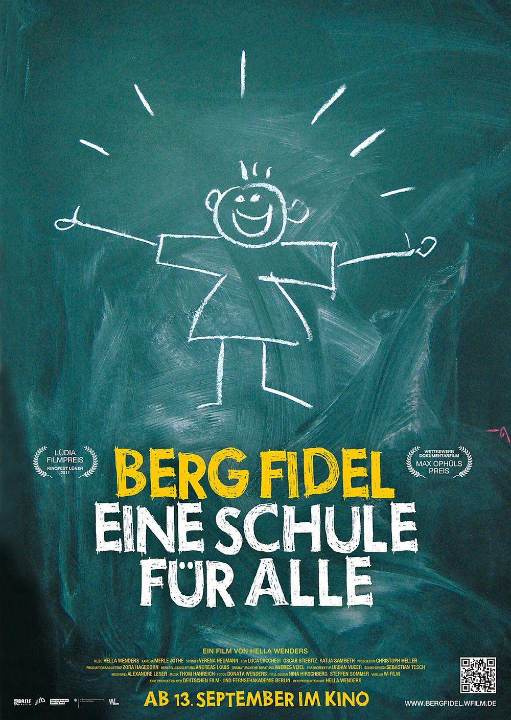 Filmplakat zu Berg Fidel - Eine Schule für alle