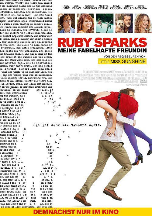 Filmplakat zu Ruby Sparks - Meine fabelhafte Freundin