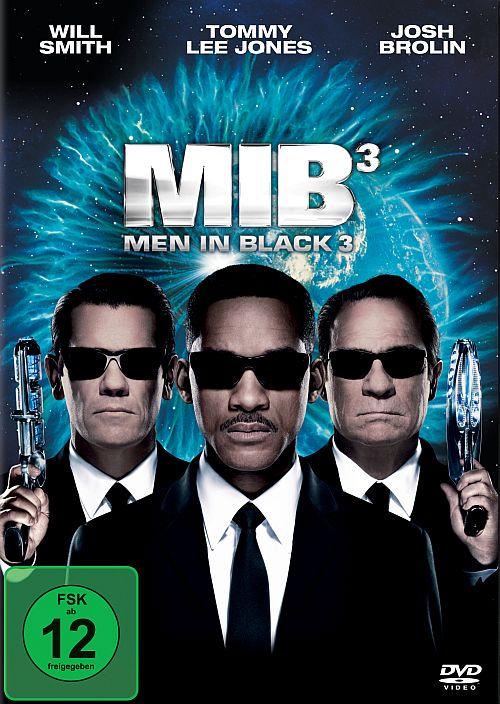 Men in Black 3 (DVD) 2012