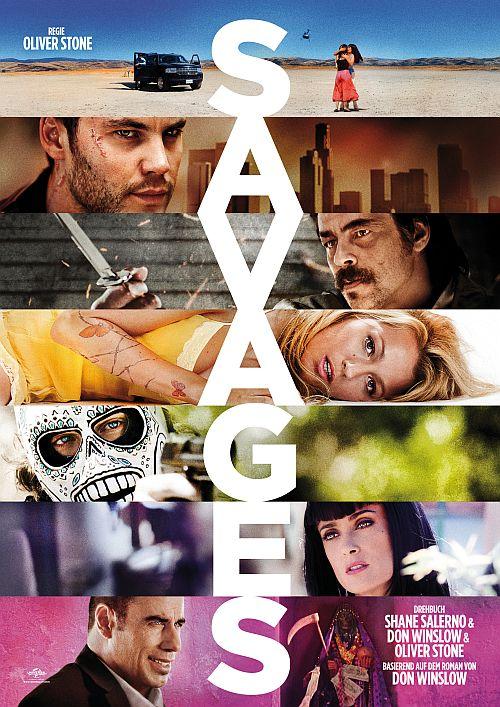 Filmplakat zu Savages