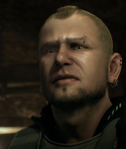 Filmplakat zu Resident Evil: Damnation